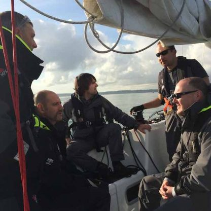 RYA Day Skipper Practical