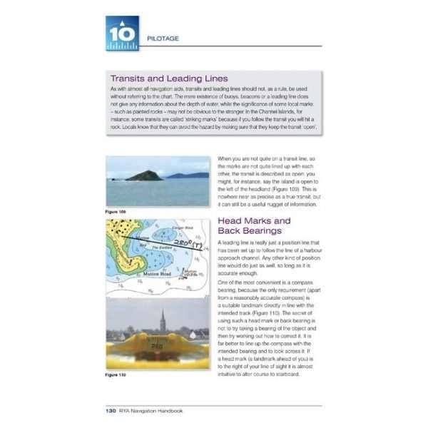 RYA Navigation Handbook (G6)