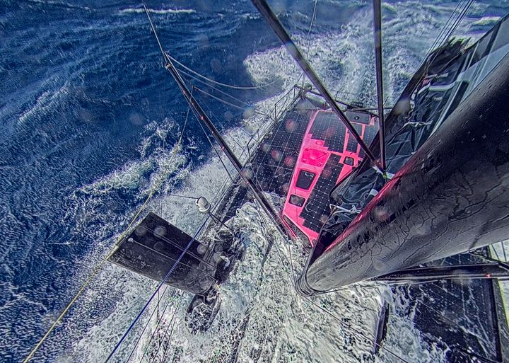 Off to a flying start! Vendée Globe,  1 week in
